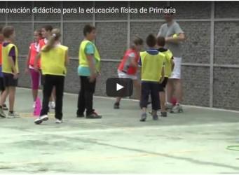 xecball y educación primaria, vídeo