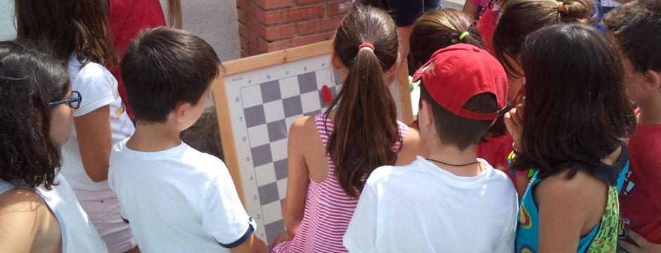 ajedrez escolar deporte