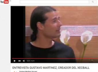 xecball entrevista gustavo martínez